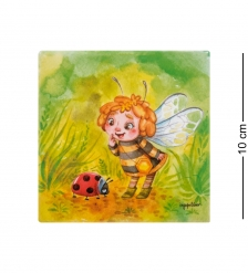 SZ-367 Магнит  Удачливая пчелка