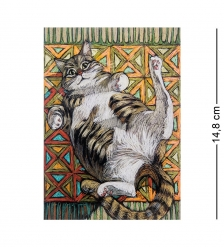 ANG-1014 Почтовая открытка  Обниму тебя покрепче
