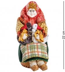 RK-728/2 Кукла-шкатулка Жили у бабуси...