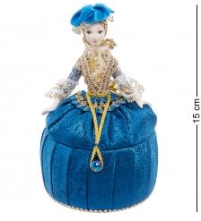 RK-732/11 Кукла-шкатулка «Дама в вечернем платье»