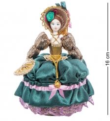 RK-733/ 6 Кукла-шкатулка «Дама с веером»