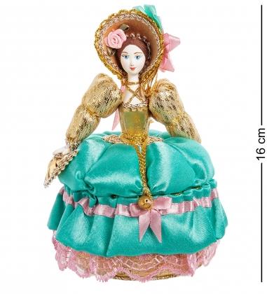 RK-733/10 Кукла-шкатулка Дама с веером