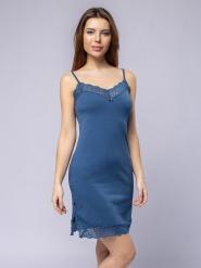Сорочка ночная женская 8605/5, р.084, рост 170, индиго  Serge