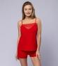 Пижама женская 5085/1, р.084, рост 170, красный  Serge