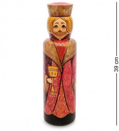 МР-25/118 Футляр для бутылки  Царь