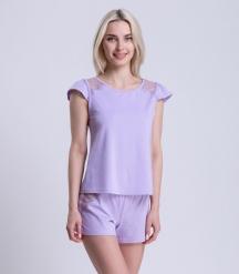 Пижама женская 5054/1, р.096, рост 170, сиреневый  Serge