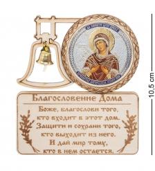 КФ-53/3 Магнит  Богородица Семистрельная