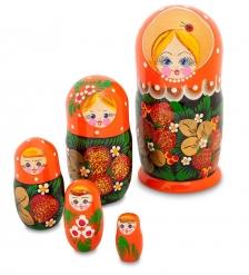 МР-27/11-E Матрешка  5-кукольная «Настенька»