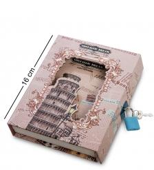 NB-61/1 Блокнот «Воспоминания» в коробке с замком
