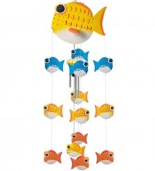 63-028-02 Музыка ветра «Рыбы»  о.Бали