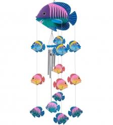 63-028-03 Музыка ветра «Рыбы»  о.Бали
