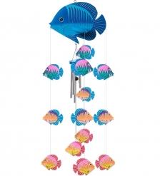 63-028-04 Музыка ветра «Рыбы»  о.Бали