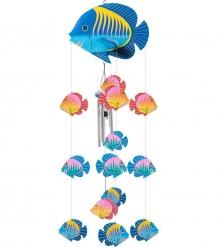 63-028-07 Музыка ветра «Рыбы»  о.Бали