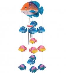 63-028-09 Музыка ветра «Рыбы»  о.Бали