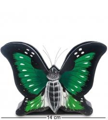 63-032-02 Салфетница «Бабочка»  о.Бали