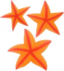 63-050-01 Панно  Морская звезда  набор из трех  о.Бали