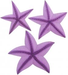 63-050-03 Панно  Морская звезда  набор из трех  о.Бали