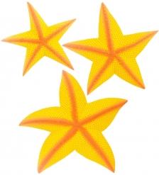63-050-04 Панно  Морская звезда  набор из трех  о.Бали