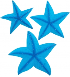 63-050-05 Панно  Морская звезда  набор из трех  о.Бали