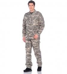ЯЛ-02-69 Костюм куртка/брюки, р.44-46, рост 170-176, кмф светло-серый