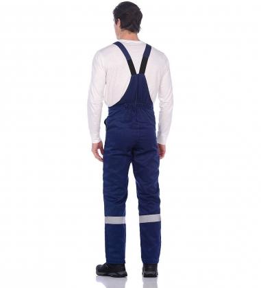ЯЛ-02-95 Костюм куртка/полукомб. р.44-46, рост 170-176, василек