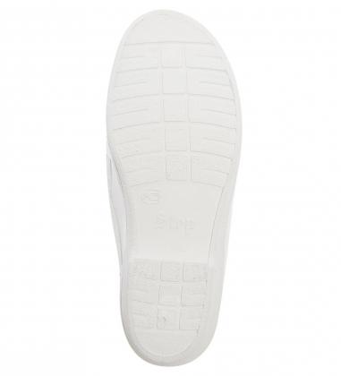 ЯЛ-02-104 Туфли жен, р.36, белые, натур.кожа
