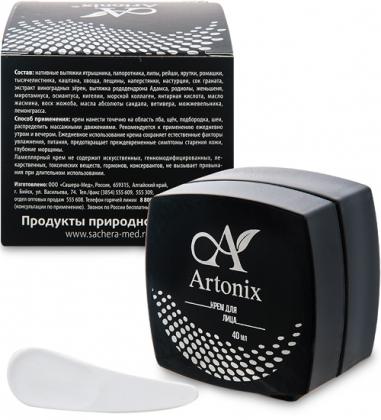 MED-55/07  ARTONIX  Крем для лица, 40 мл