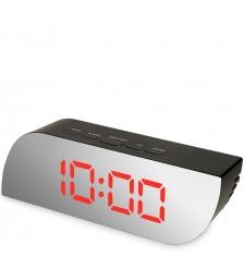 ЯЛ-07-10/2 Часы электронные зеркальные мал.  красная подсветка