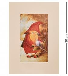 ANG-1249 Жикле в паспарту  Волшебство жизни  21х29,7