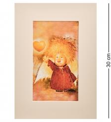ANG-1253 Жикле в паспарту «Добрыня» 21х29,7
