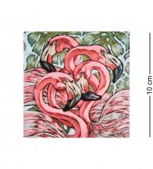 ANG-1392 Магнит  Страстный фламинго  10х10