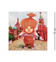 ANG-1403 Магнит Ангел Москвы 10х10