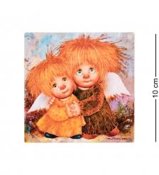 ANG-1408 Магнит Ангелы единения 10х10