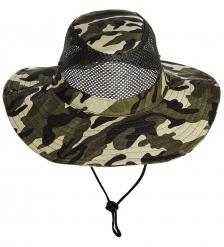ЯЛ-05-02/2 Шляпа панама камуфляжная