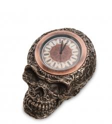 WS-1065 Часы настольные в стиле Стимпанк «Череп»