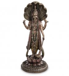 WS-1114 Статуэтка «Вишну - верховное божество в индуизме, охранитель мироздания»