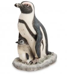 WS-1130 Статуэтка «Пингвины»