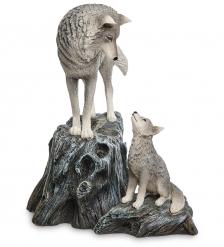 WS-1138 Статуэтка Волки - Наставление  Лиза Паркер