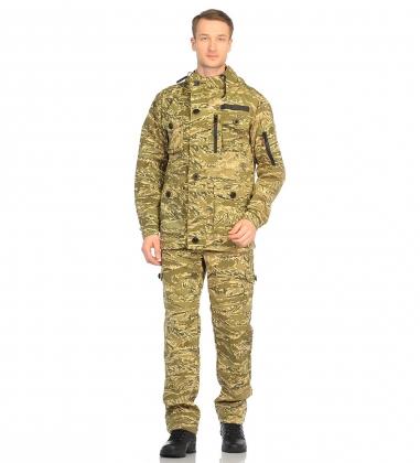 ЯЛ-02-106 Костюм куртка/брюки р.44-46, рост 182-188, кмф серый
