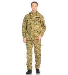 ЯЛ-02-106 Костюм куртка/брюки р.48-50, рост 182-188, кмф серый