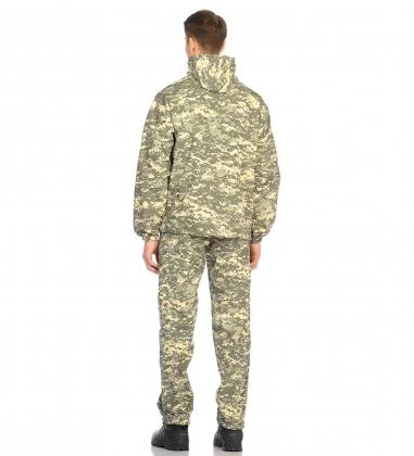 ЯЛ-02-108 Костюм куртка/брюки р.44-46, рост 170-176, кмф светло-серый