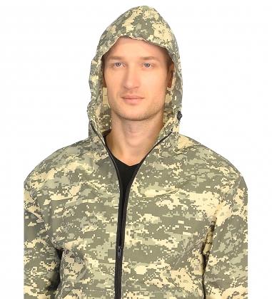 ЯЛ-02-108 Костюм куртка/брюки р.60-62, рост 182-188, кмф светло-серый