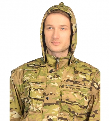 ЯЛ-02-120 Костюм куртка/брюки, р.56-58, рост 182-188, кмф