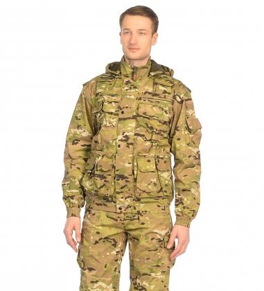 ЯЛ-02-120 Костюм куртка/брюки, р.60-62, рост 182-188, кмф