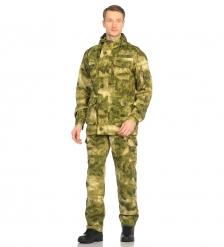 ЯЛ-02-121 Костюм куртка/брюки, р.52-54, рост 170-176, кмф