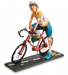 FO-85550 Статуэтка «Велосипедист»  The Cyclist. Forchino