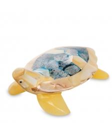 54-007-03 Декоративное изделие из перламутра «Черепаха»