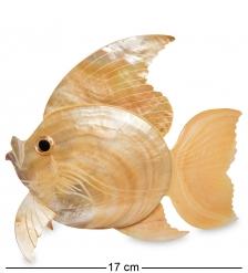 54-008-02 Декоративное изделие из перламутра «Рыба»