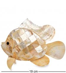 54-008-03 Декоративное изделие из перламутра «Рыба»