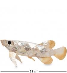 54-008-04 Декоративное изделие из перламутра «Рыба»